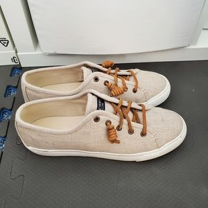 Sperry canvas sneakers/boat shoes